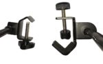 "Gooseneck Clamps - L = standard ¾"" clamp / R = 1"" clamp"