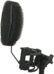 INV-7HG-V (vertical) version with Rycote mount