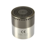 MK 102 measurement capsule in dark bronze for M 102 microphone